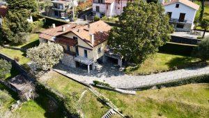Luxury Villa Lake Como Mandello del Lario with Garden