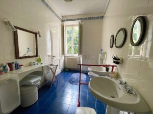 Villa Domaso Lake Como - bathroom