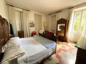 Villa Domaso Lake Como - bedroom
