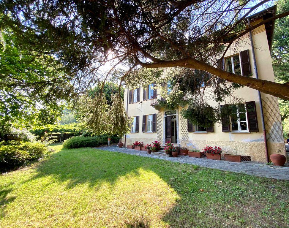 Luxury Villa Lake Como Domaso with Garden